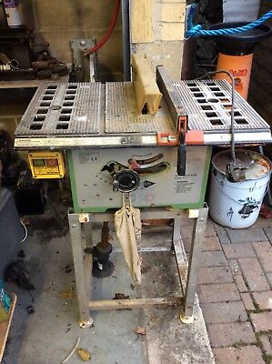 SIP table saw complete with stand