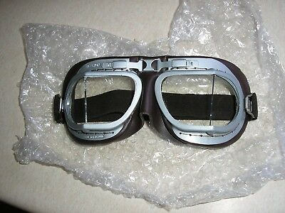 Motorcycle Goggles Halcyon