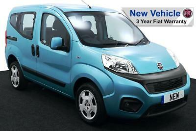Brand New Fiat Qubo 1.4 Pop Liberty Low Floor Wheelchair Accessible Vehicle