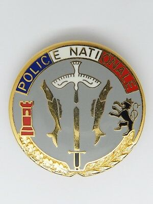 Insigne Police - Obsolete - Police Nationale