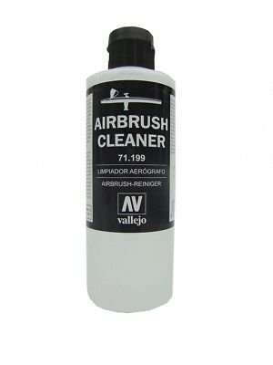 VAL199 - AV Vallejo Model Air 200ml Airbrush Cleaner 200ml