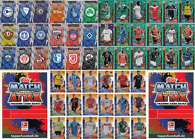 Topps Match Attax Action 2018 /19 - Matchwinner/Club 100/ Kapitän Club Basis