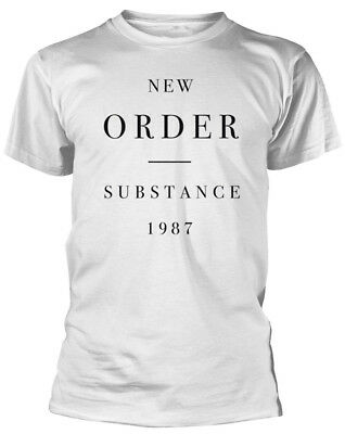 New Order 'Substance' T-Shirt - NEW & OFFICIAL!