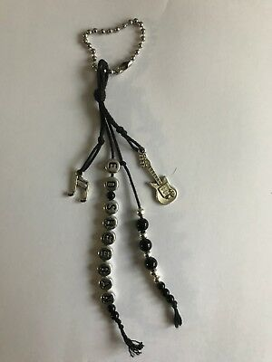 Hand Made with LoVe Personalised Keyring Bag Charm  You design it - We create it