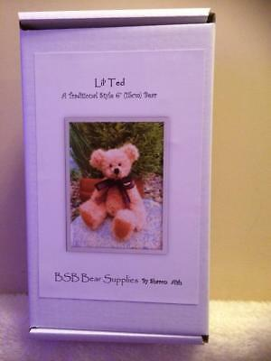 'Lil' Ted ' Bear Making Kit