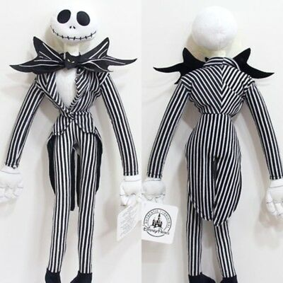 50cm/20inch The Nightmare Before Christmas Jack Skellington Doll Toy Xmas Gift