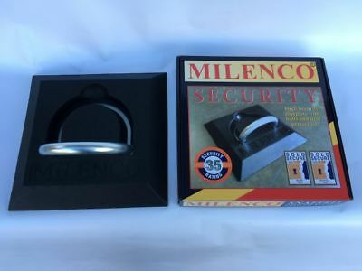 Milenco Snaefell Ground Anchor Motorcycle Bike Security - 1519
