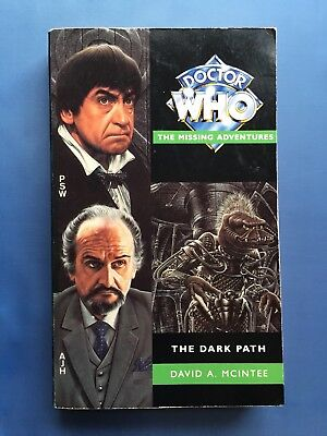 The Dark Path - Doctor Who - Virgin Missing Adventures - David A McIntee