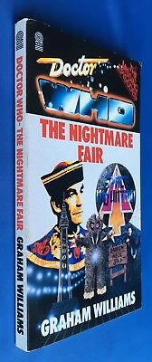 Doctor Who - The Nightmare Fair - 1st Edition - Target Missing Episodes