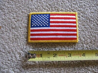American Flag Shoulder  Patch New