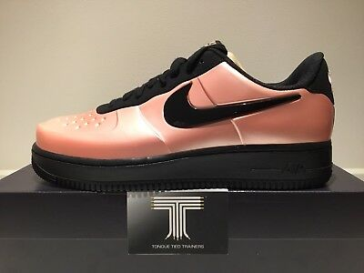 NIKE AF1 AIR Force 1 Foamposite Pro Cup Coral Stardust