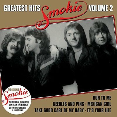 Smokie-Greatest Hits Vol. 2 `Gold` (New Extended Version) (US IMPORT) CD NEW