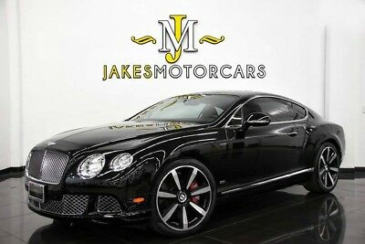2013 Bentley Continental GT LE MANS EDITION~1 of 48 ~$241,625 MSRP~ 2300 MILES