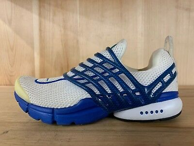 VINTAGE NIKE AIR Presto Faze White Argon Blue Running Mens Size 7 8 104301 141