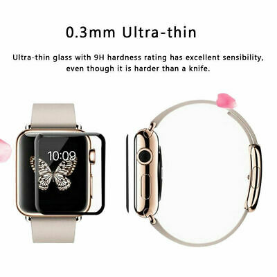 Screen Protector Tempered Glass For Apple Watch iWatch 3 2 1 / 38MM 42 MM