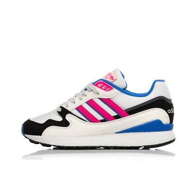 quality design a3003 f0ccf ADIDAS OREGON ULTRA TECH AQ1190 running vintage 90 s sneakers uomo bianca  zx 500