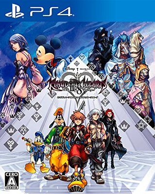 USED PS4 Kingdom Hearts HD 2.8 Final chapter prologue