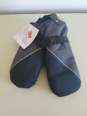 Champion 3M Thinsulate waterproof gloves Mittens Boys size 8-16 New