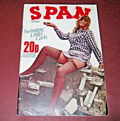 Span No. 218 - vintage glamour. Toco Oct 1972.