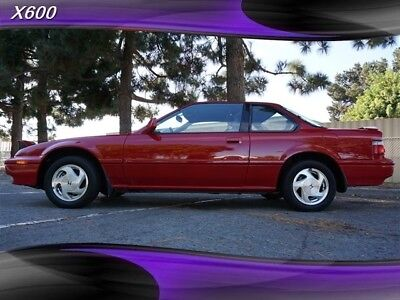 1991 Prelude Si Red Honda Prelude with 143,374 Miles available now!