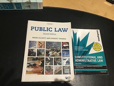 LLB Qualifying Law Degree Constitutional and Administrative Law