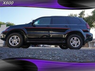 2004 GX 470 1 Owner 7 seater Loaded Black Onyx Lexus GX with 160,735 Miles available now!