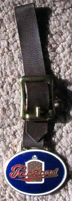Rare Nos Packard Gold And Cloisonne Advertising Watch Fob L@@k #e793