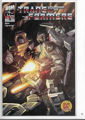 Dreamway Productions Transformers: Gen One Vol 3 #1 Jan 2004 #0803 Of 2500