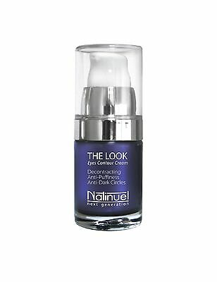 Natinuel THE LOOK Anti-Aging Eyes Contour Cream 15ml