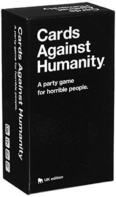Cards Against Humanity: Uk Edition (ZTB)