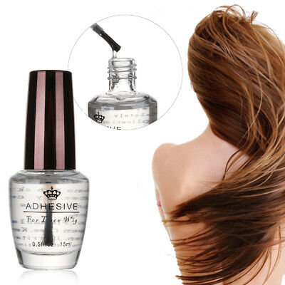Clear Lace Wig Adhensive Salon Accessory  Hair Glue Hair Extensions Tools