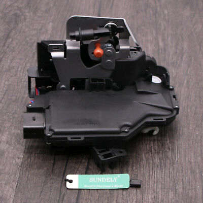 Uk New For Audi A4/b6B7 A6 Front Right Driver Side Door Lock Mechanism 4B2837016