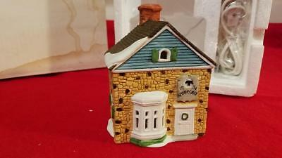 Department 56 Heritage Village New England Village Series Apothecary Shop 6530-7