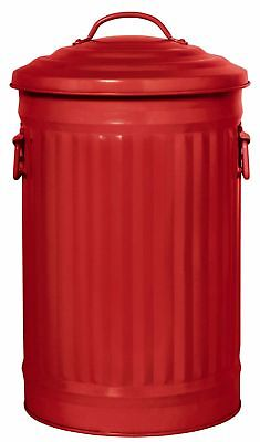 Habitat Alto 32L Red Kitchen Bin.