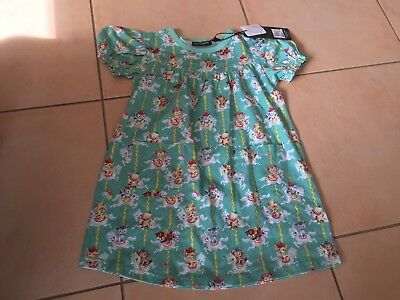 Rock Your Baby Carousel Nightie Sz 3 Bnwt