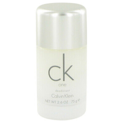 Ck One Deodorant Stick 75Ml By Calvin Klein For Men'S Alcohol Free Perfume Deo