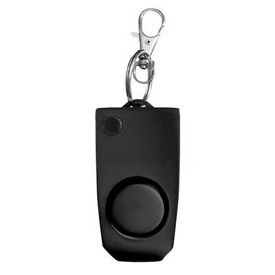 1Pc Anti-rape Device Alarm Alert Attack Panic Keychain Safety Personal Security
