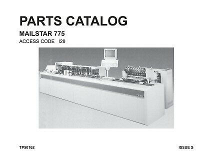 Bell Howell  Mailstar A775 Parts manual (037)