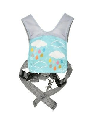 Baby Safety Harness. Toddler. Head in the Clouds design.  Age 1-3 years