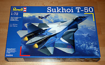 1:72 Revell 04664 Sukhoi T-50 in OVP TOP