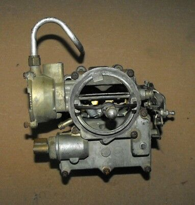 DO1A12368 OMC GM Carburetor Assembly 4 CYL 0984180 Fits 80's 90's