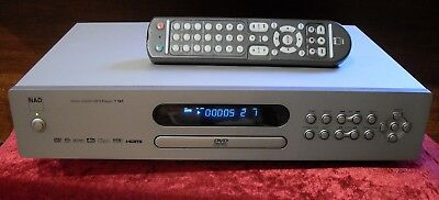 High End NAD T585 SACD/DVD/CD/MP3-Player in Silber incl FB