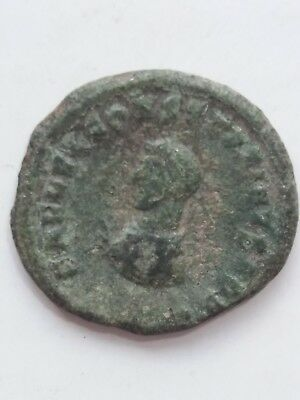 Roman bronze coin. Constantine II as Caesar (316-337).