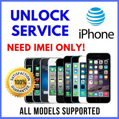 NETWORK UNLOCK SERVICE CODE FOR AT&T ATT USA iPhone 4 4S 5