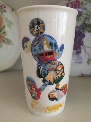 Disney Parks Magic Kingdom Starbucks Mickey Tumbler Walt Disney World Travel