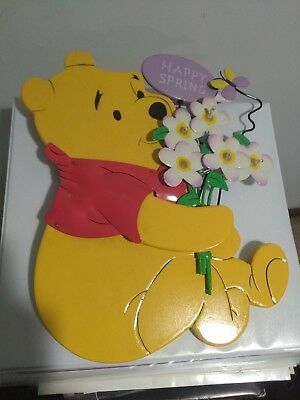 Winnie The Pooh Lighted wall or table mount