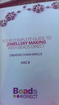 Beads Direct Creative Chain Maille CD ROM