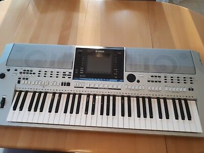 Keyboard Yamaha PSR S900 Digital Workstation mit Top Case