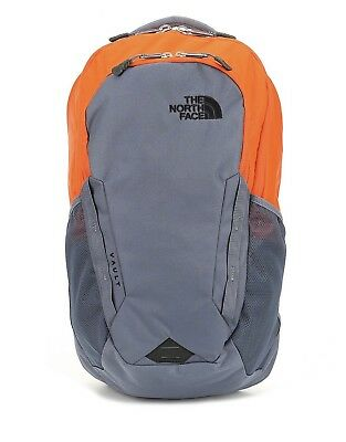 3b78d0054 THE NORTH FACE Vault Backpack -Daypack- A3Kv9 - Persian Orange / Grey