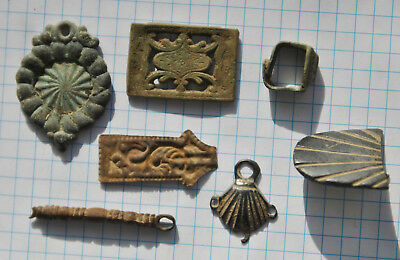 Ancient MIX  find №282 Metal detector finds 100% original